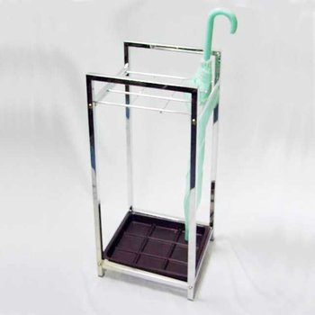 Super Quality Indoor Square Shape Stainless Steel Umbrella Stand ...