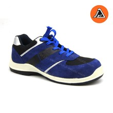 anti abrasion safety shoes breathable safety sneakers classic safety work footwear ITEM#JZY1303S1P