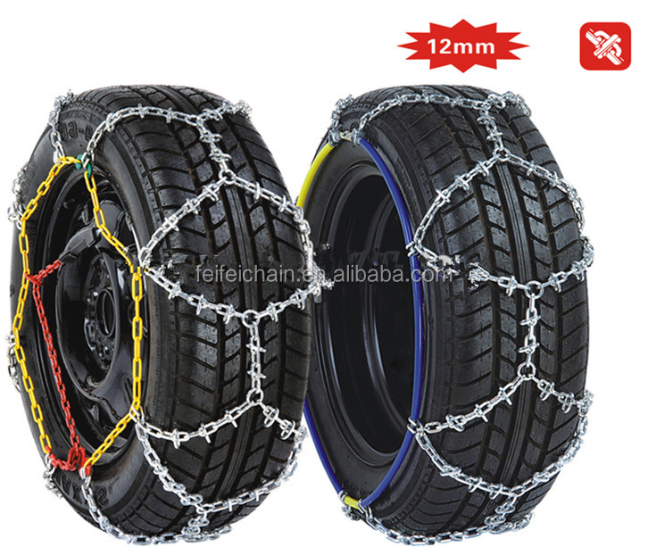 KP 12mm Car Snow Chains
