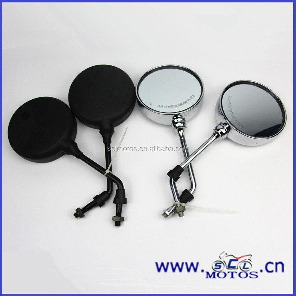 SCL-2012090437 Professional Supply Motorcycle Side Rear view Mirror, looking glass of motorcycles