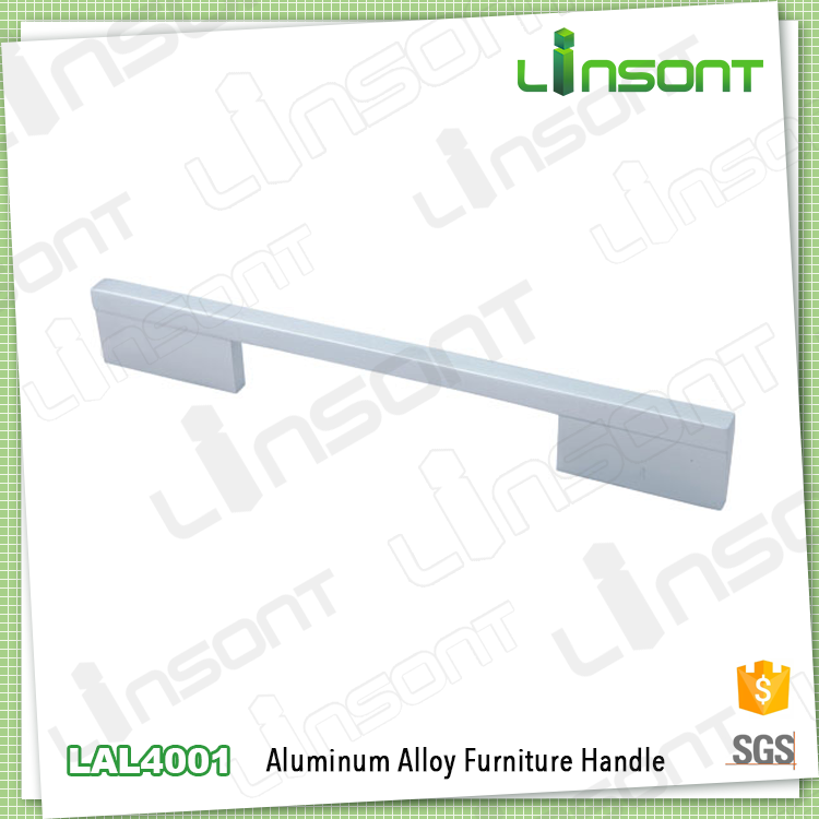 New style aluminium alloy tempered glass door handle ashley furniture hardware