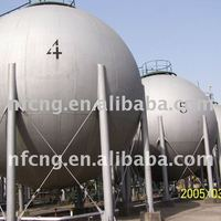 Gas Spherical Tanks