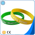 Wholesale eco-friendly custom Silicone bracelet with embossed logo