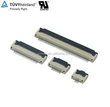 1.0mm or 1.25mm or 2mm pitch 41 pin FPC connector with UL certification