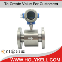 Sanitary water ,milk ,beverage electromagnetic flow meter