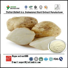 High quality Mengkuang extract, Jicama extract, Yam bean extract, Pachyrhizus erosus extract