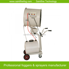 trolley disinfection veterinary sprayer for poultry house