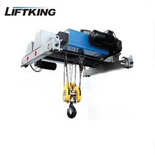 European style wire rope hoist with imported components