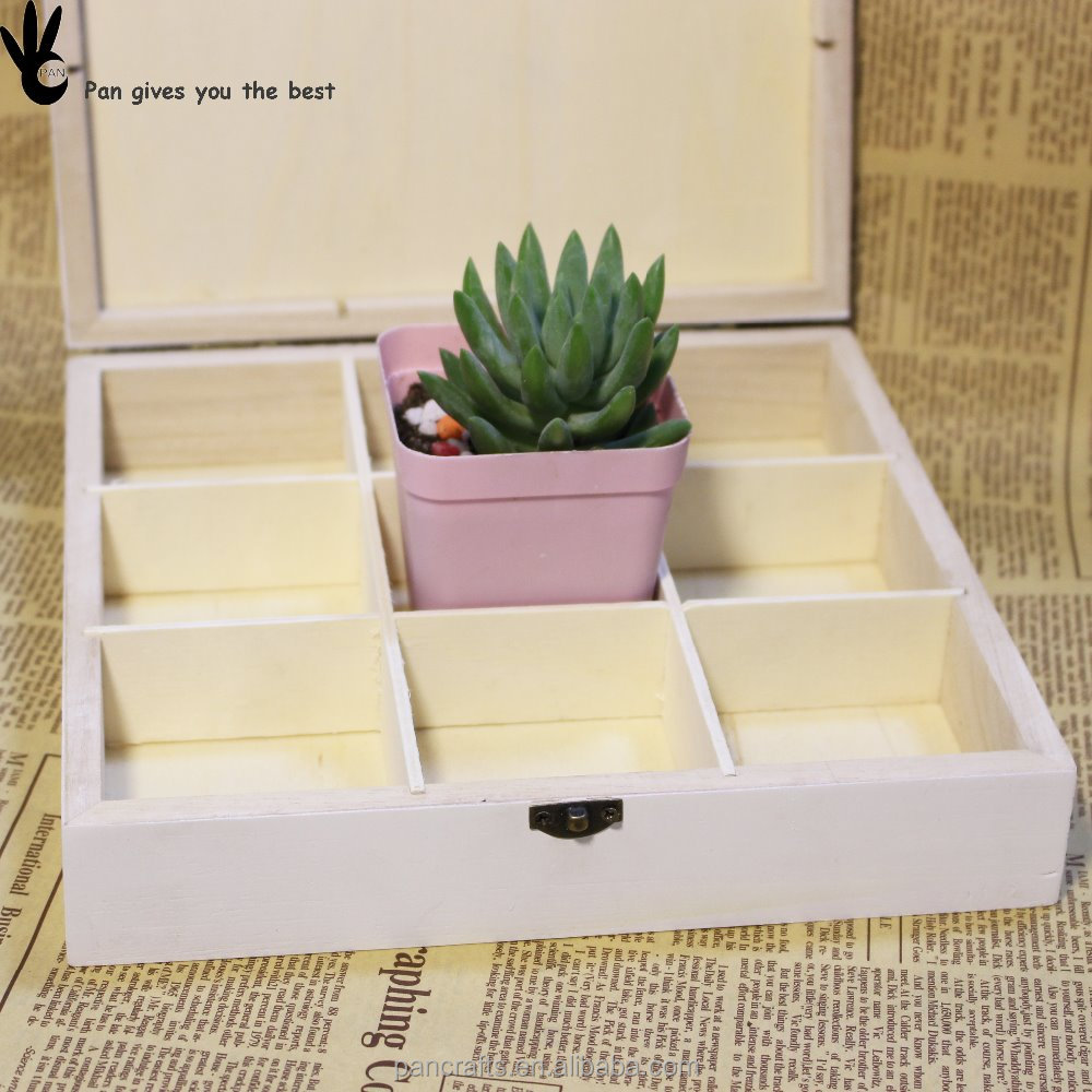 Classified and more convenient decorative fancy wooden tie storage box.