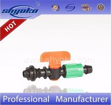 Solenoid mini agricultural irrigation valves for irrigation pipes