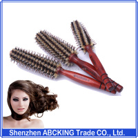 Professional Curly Hair Styling Brush Rolling Comb
