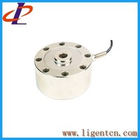 weighing scale Wheel-shaped compression Load Cell sensor 0.5t to 60t
