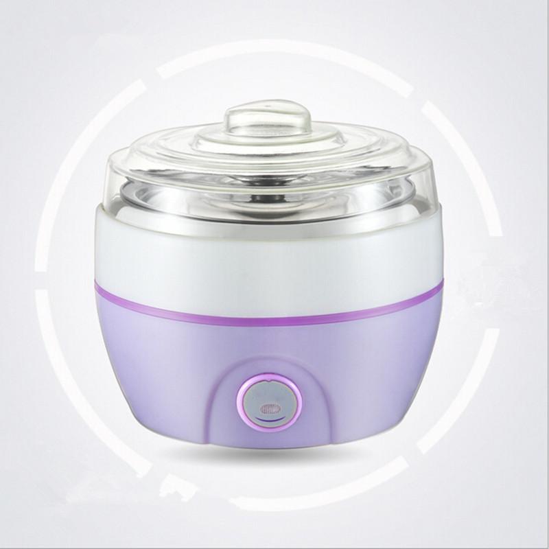 Multifonction yogourt machine mini automatique yaourti re for Appareil multifonction cuisine
