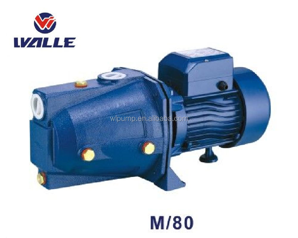 WALLE Domestic Use JET Self priming pump high pressure water pumps