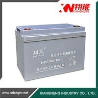 electric scooter gel baterry 100ah gel battery