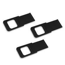 <strong>3</strong> in 1 pack of Webcam Cover for protect the privacy of Smartphone, Pad, Laptop, Computer