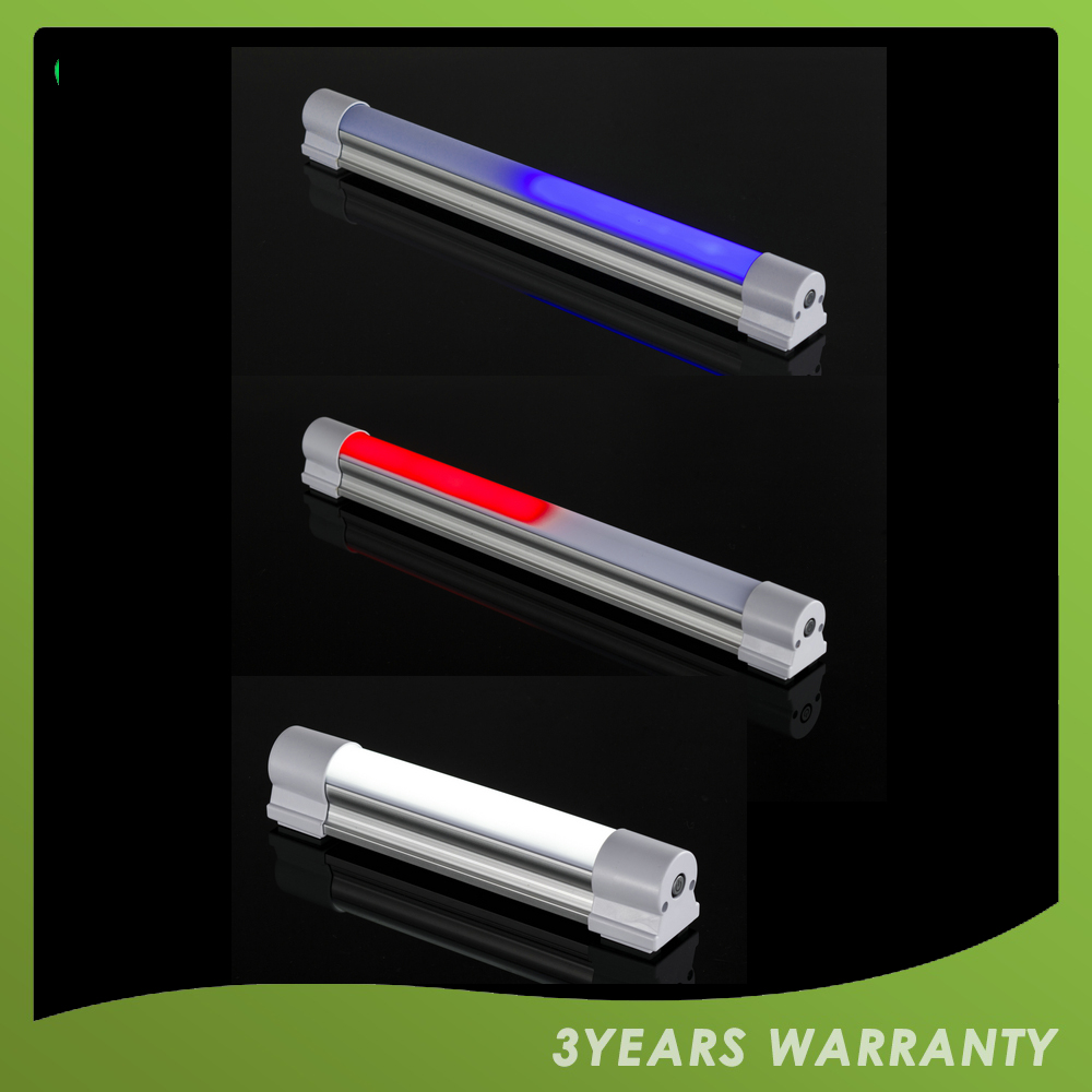 19cm charging battery operated tube led emergency lights