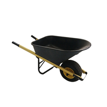 Big capacity power wheel barrow wheelbarrow manufacturer