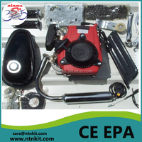 high performance 4 stroke bicycle engine kit, bicycles with petrol engine