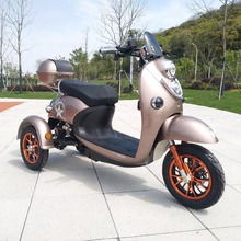 cheap three wheel good looking electric motorcycle 1000w