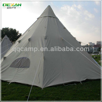 Canvas safari tent for canvas tent