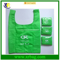 Promotional Reusable Foldable Folding Shopping Bags