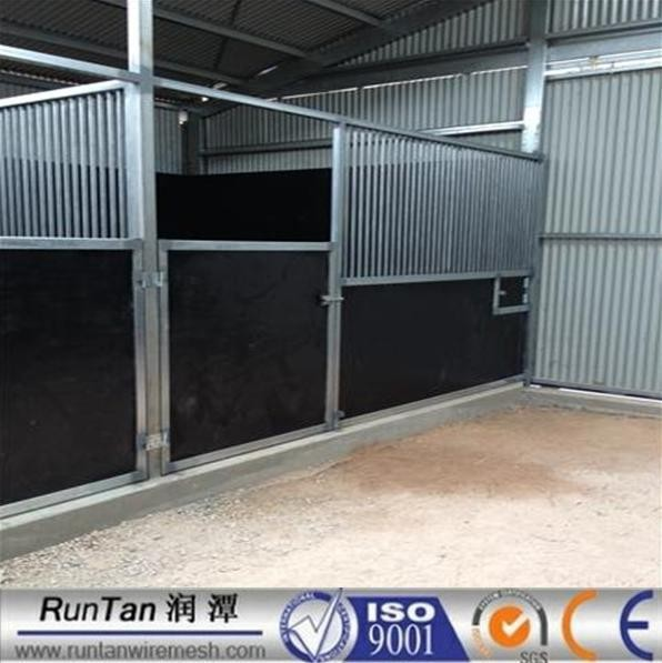 Australian Standard 3.6x2.2m Safety portable horse stall