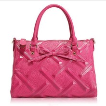 New fashion wholesale leather weekend bag/leather bags in dubai leather bag