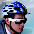 New Wearable Android 98'' 3d Video Smart Glasses With Wifi Touch Panel