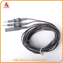 Wholesale china trade bipolar line coaxial cable clamp medical equipment cable
