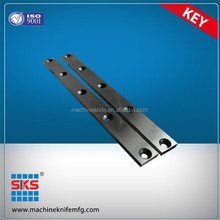 cold roll steel shear blades/straight knife