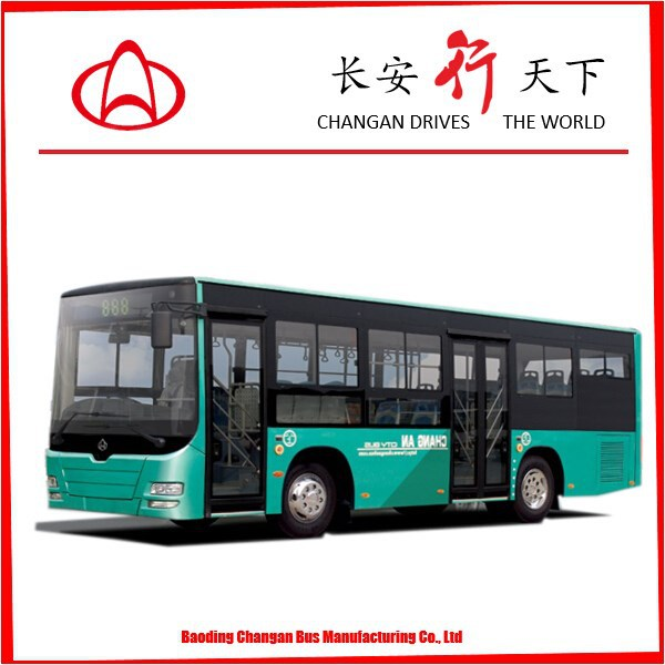 2015 Changan Bus SC6833 30 35 40 seater bus