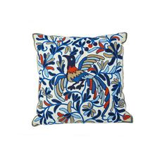 Most popular many colors oriental style decorative plush embroidery cushion covers