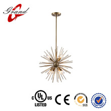 2017 New Design small Sputnik Chandelier with UL approval