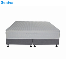 Hotel Bedroom Furniture Fabric Bed Mattress Hotel Bed Frame