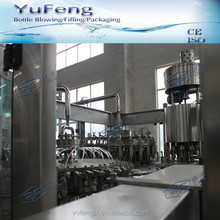 Bottle coconut oil washing / filling / capping equipment