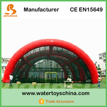 Good Quality Inflatable Paintball Court For Bunker