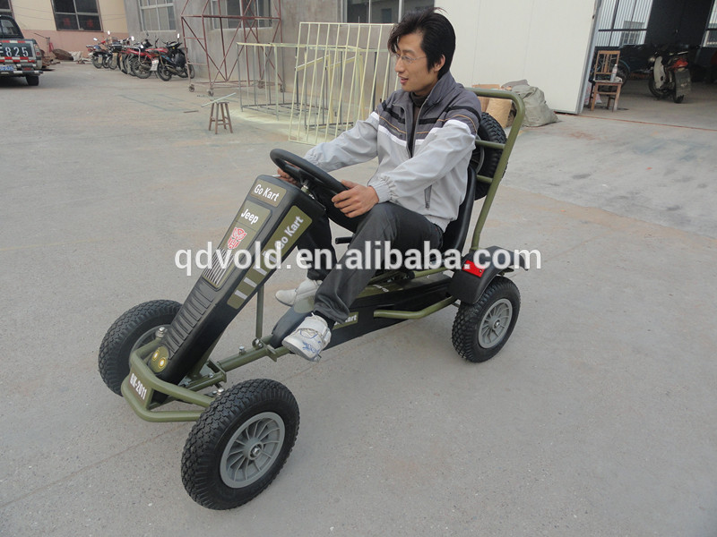 0 Engine Capacity and CE Certification Adult pedal car