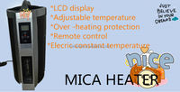 Mica heater with Turbo fan elecric heater