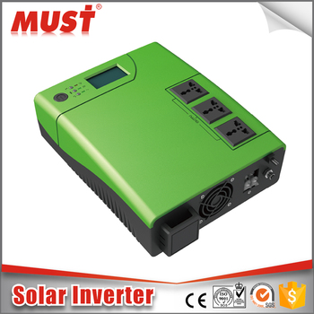 MUST Sine Wave Solar Inverter 24v 1440W with PWM soalr controller