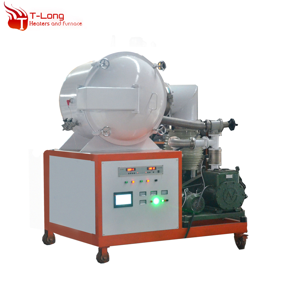 high temperature vacuum box muffle furnace