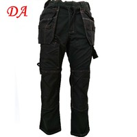 6 Pockets European Style Cargo Work