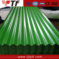 Alibaba china Hot selling gi roof sheets size