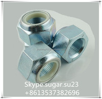 Factoty manufacture in China stainless steel hex nut,hex jam nut,hex socket nut