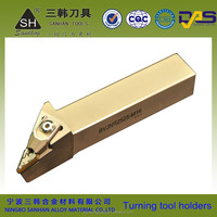 Cheap external turning tools SVJBR with carbide turning inserts for metal lathe machine part tool