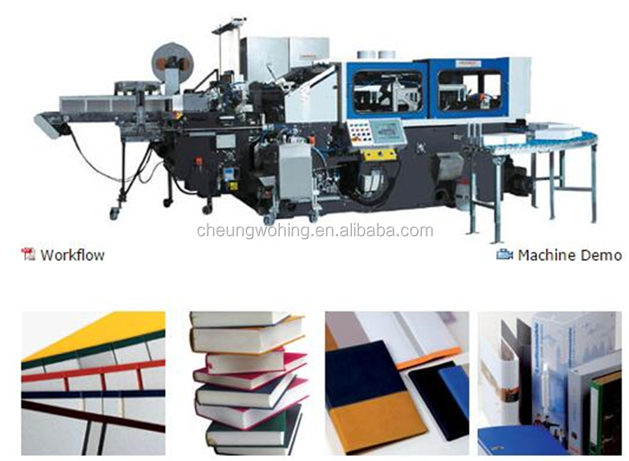 second hand equipment china supplier office stationery casemaker