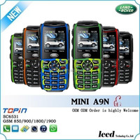 2014 new products celular Land Rover A9n mini telefono movil with whatsapp
