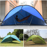 different color outdoor oxford cloth camping folding tent