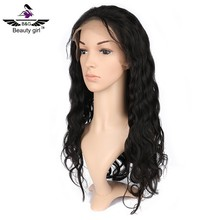 High Feedback human hair full lace wigs cheap natural lace frontal yiwu wig