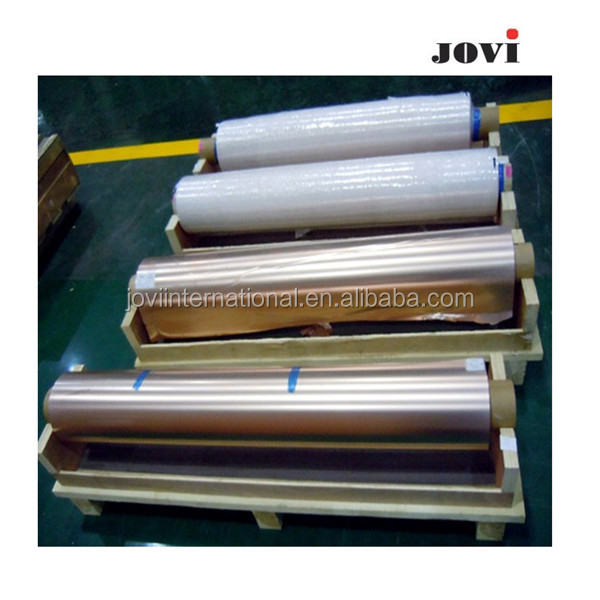 metal for construction copper foil roll